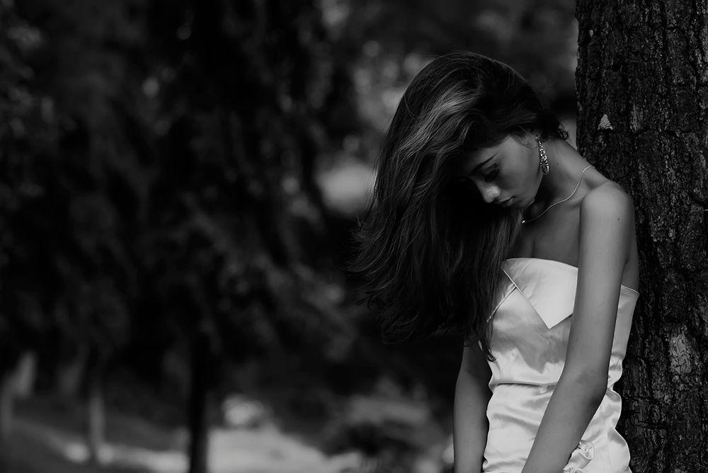 Photo in Black and White #blackandwhite #model #pose