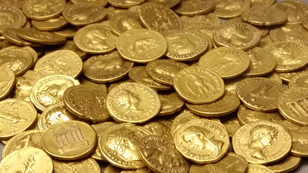 Photo in Random #gold #money #24 carat #useful