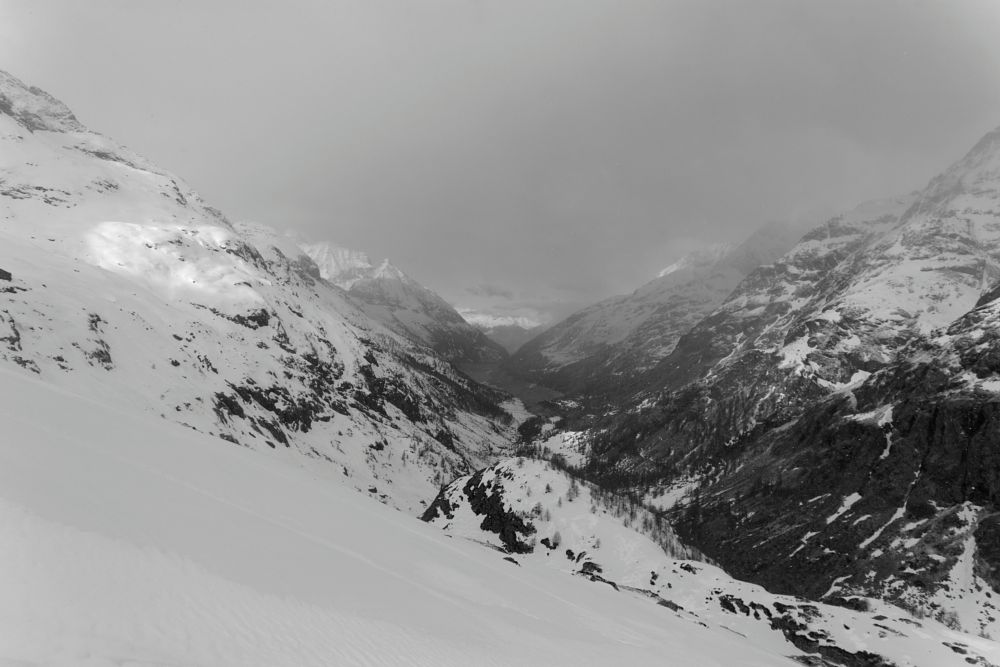 Photo in Landscape #snow #ski #mountain #valley #canon