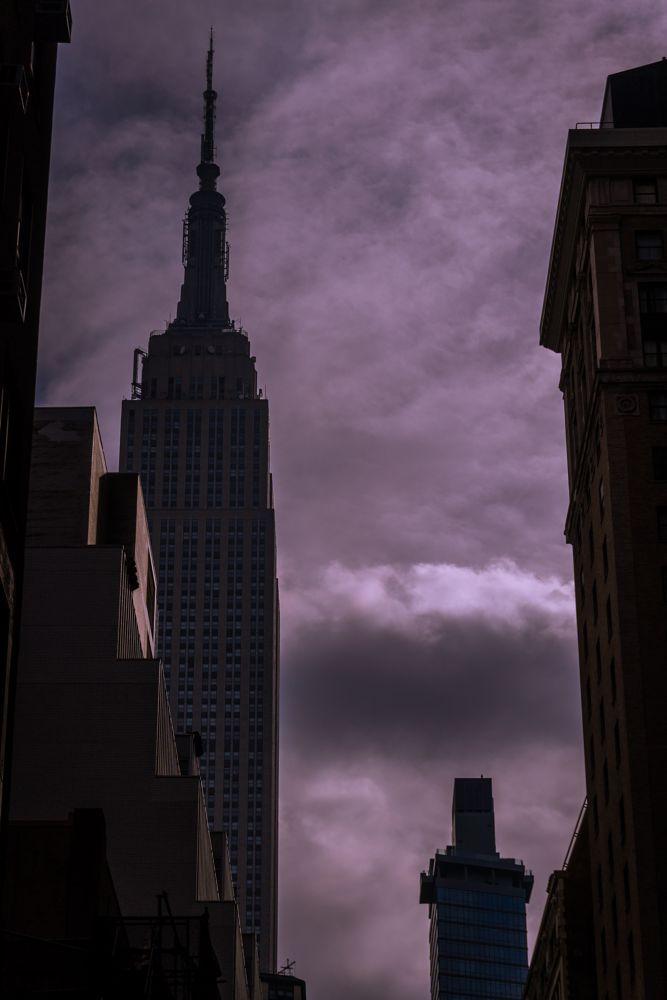 Photo in Architecture #empire state #new york #city #big apple