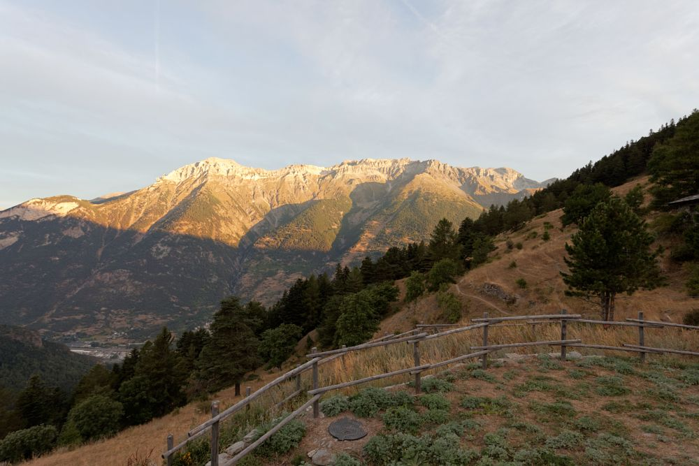 Photo in Landscape #morning #mountain #contrast #line