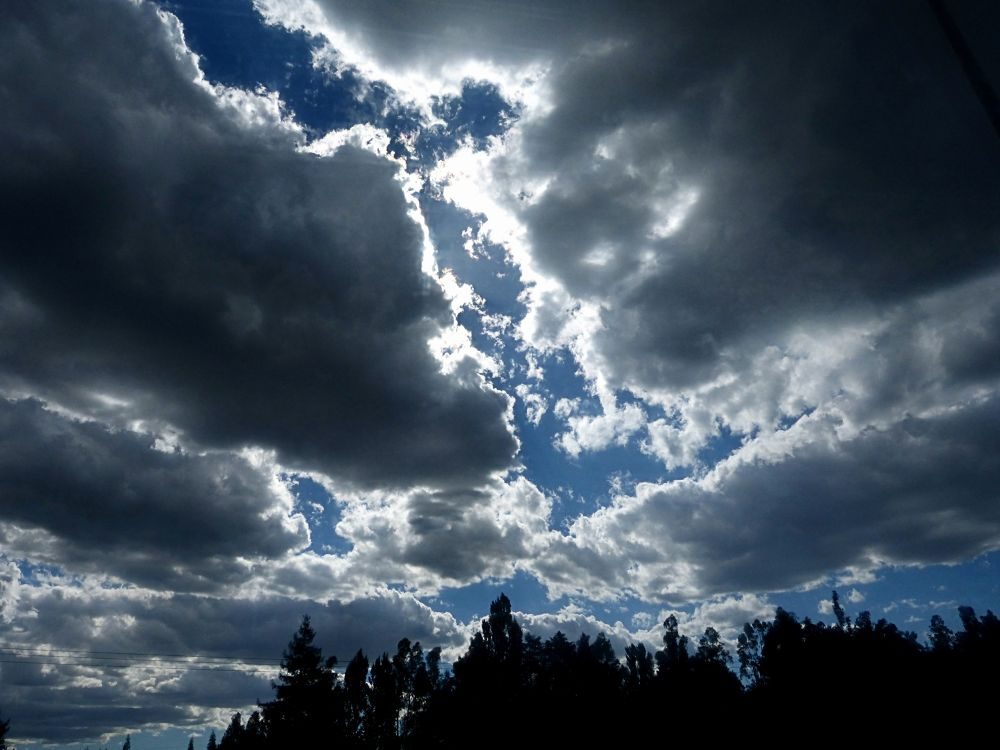 Photo in Nature #nubes #cielo #sky #chile #temuco #sudamerica #clouds