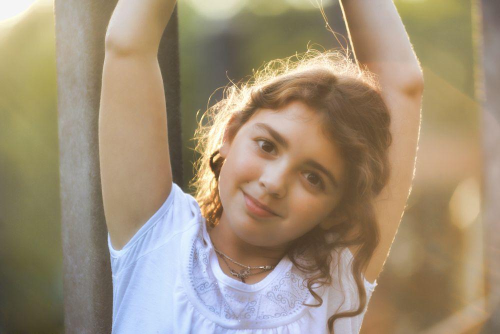 Photo in People #girl #portrait #nature #sun #sunlight