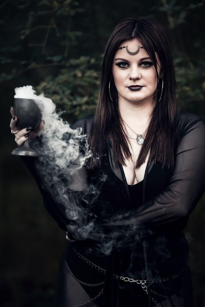 Photo in Portrait #witch #witchcraft #halloween
