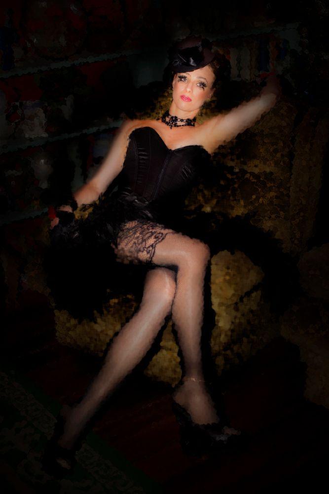 Photo in Portrait #model #portrait #dark #night