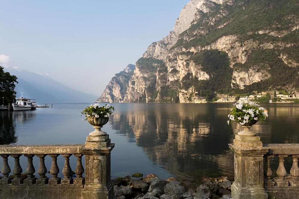 Photo in Landscape #garda #lake #seascape #sea #water #italy