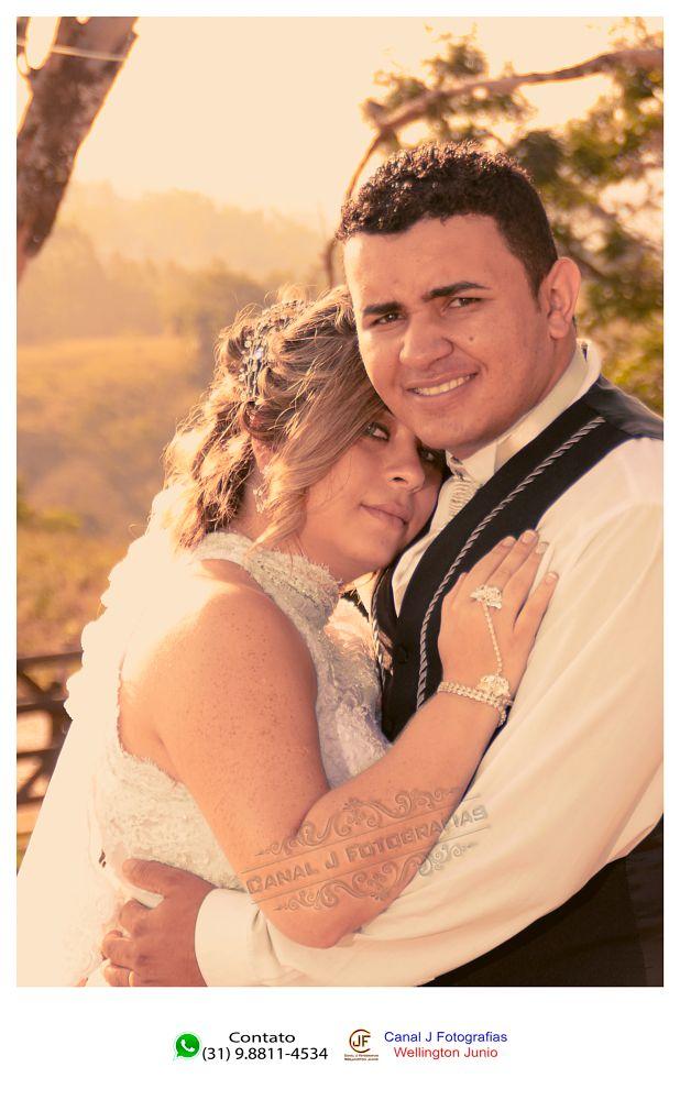 Photo in Wedding #love #wedding #noivos #retrato