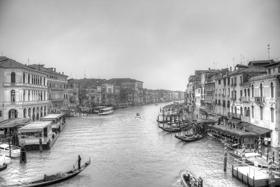Photo in Urban #rialto #bridge #grand #canal #venice #venezia #venician