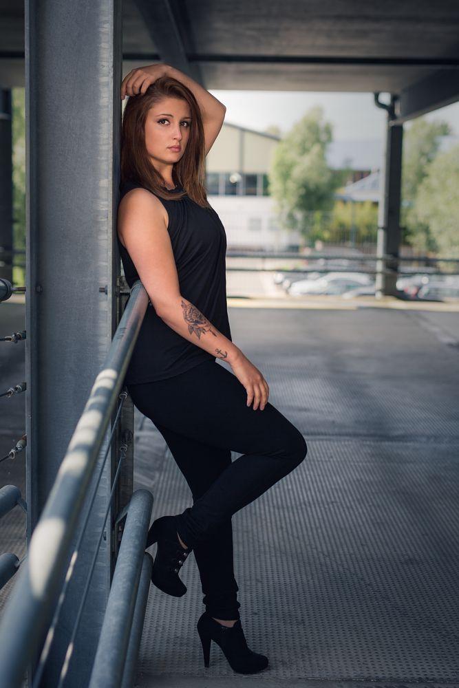 Photo in Fashion #girl #shooting #outdoor #female #woman #cute #beauty #beautiful #nice #sexy #pretty #portrait
