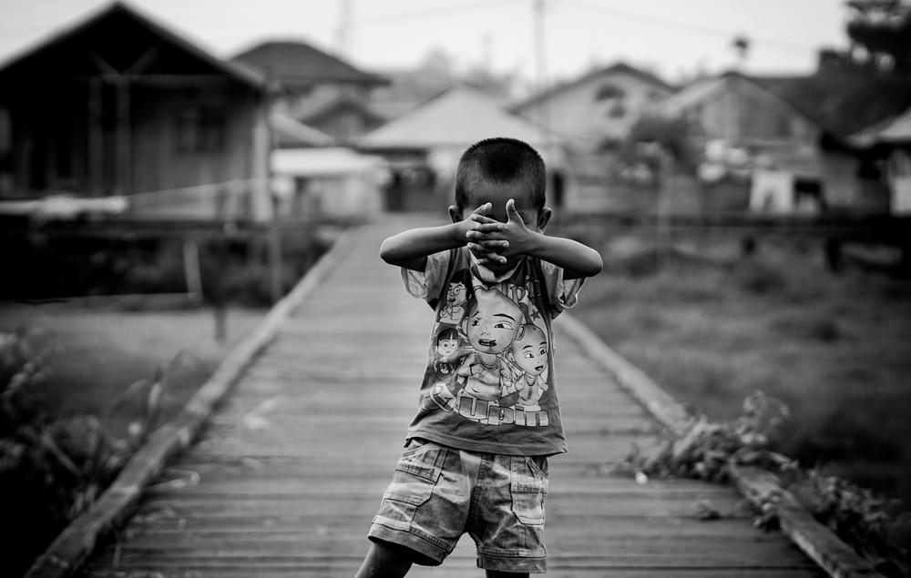 Photo in Black and White #ferynov #mendawai #bw #bestof2014