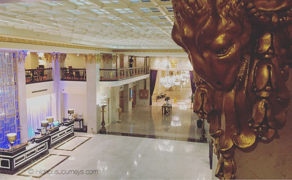 Photo in Interior #hotel #luxury #travel #atrium #hall #hallway #ancient #history #historical #mayflower #grand #gold #architecture #design #interior #interior #design #classic #boutique #sightseeing #view #panorama #luxury #destination