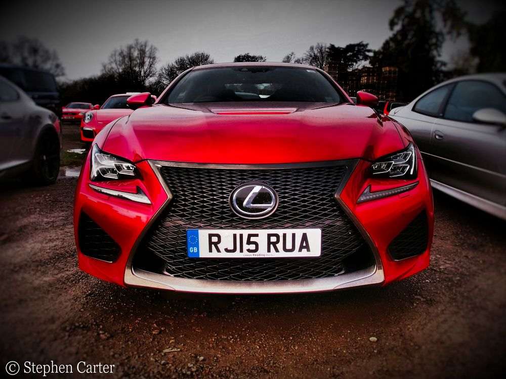 Photo in Vehicle #lexus #rcf #cars #japanese