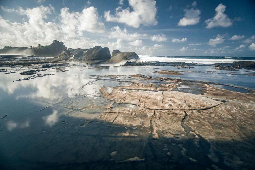 Photo in Landscape #biri island #rock formations #travel #nature