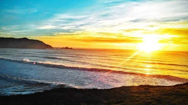 Photo in Nature #san #francisco #california #sunset