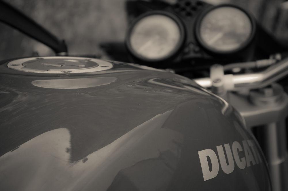 Photo in Black and White #bike #machine #ride #black and white #mechanical