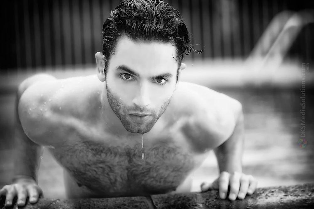 Photo in Portrait #adam zalabany model male da