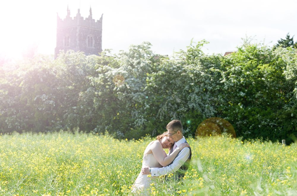 Photo in Wedding #joseph george photography #suffolk weddings #rushmere st andrew #bride and groom #summer weddings