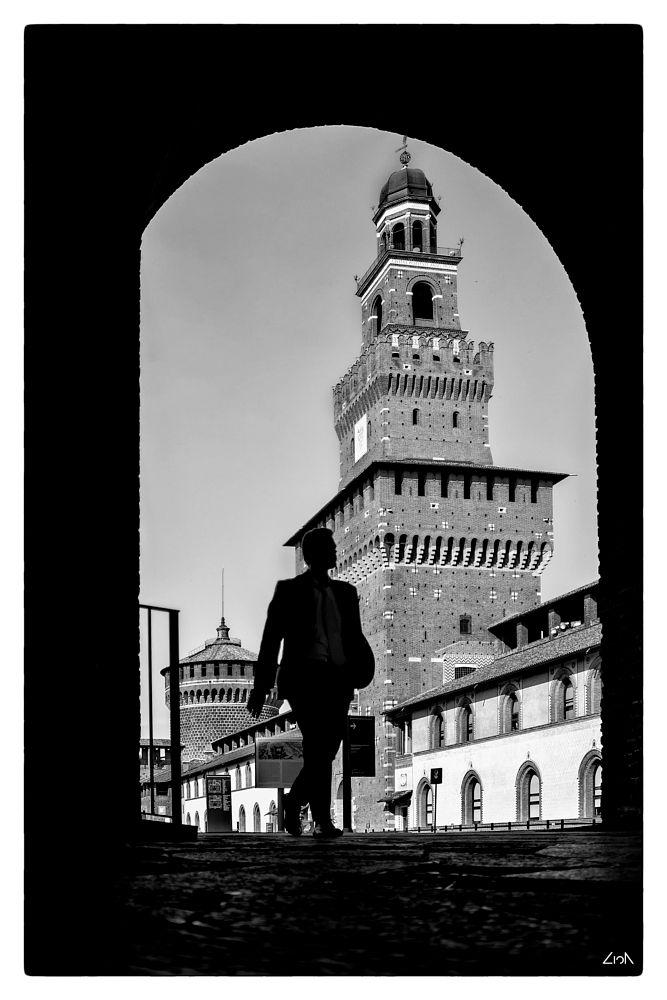 Photo in Random #castello sforzesco di milano