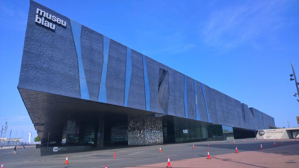 Photo in Architecture #museo #blau #barcelona #arquitectura #sorondo #travel