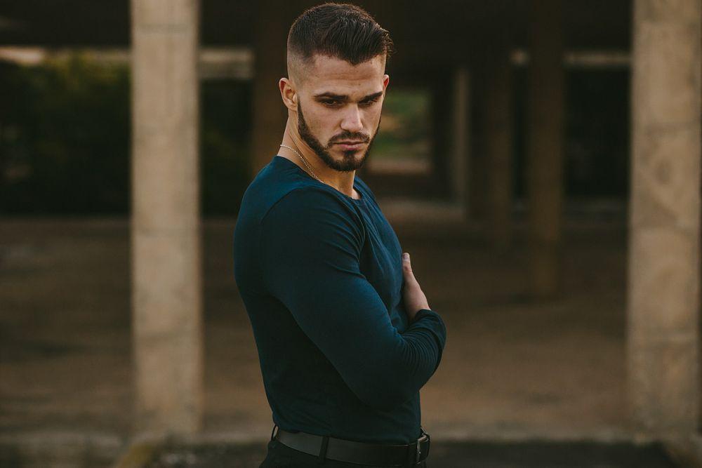Photo in Fashion #man #handsome #fashion #model #beard