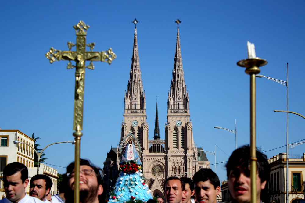 Photo in Journalism #faith #religion #argentina #church #latin america #people