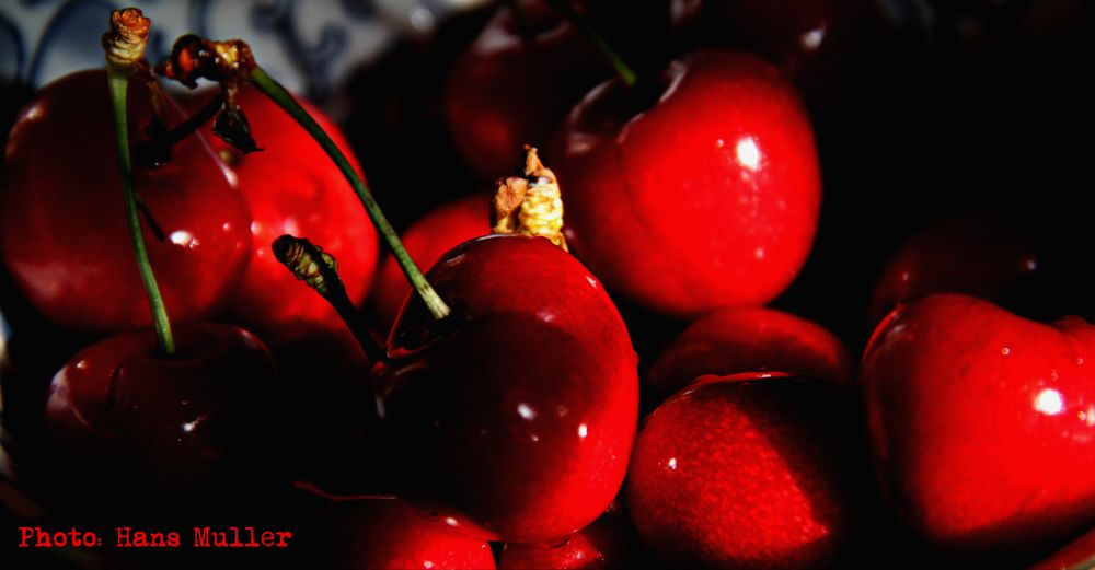 Photo in Food #cherry #berry #fruit