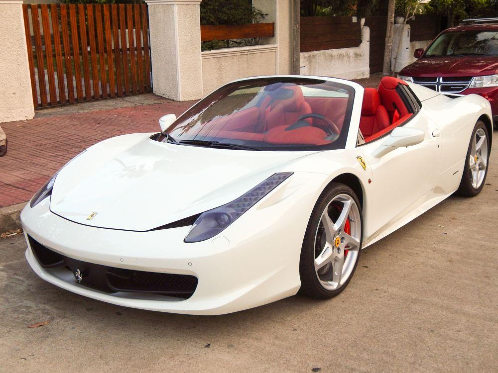 Photo in Vehicle #ferrari #car #luxury