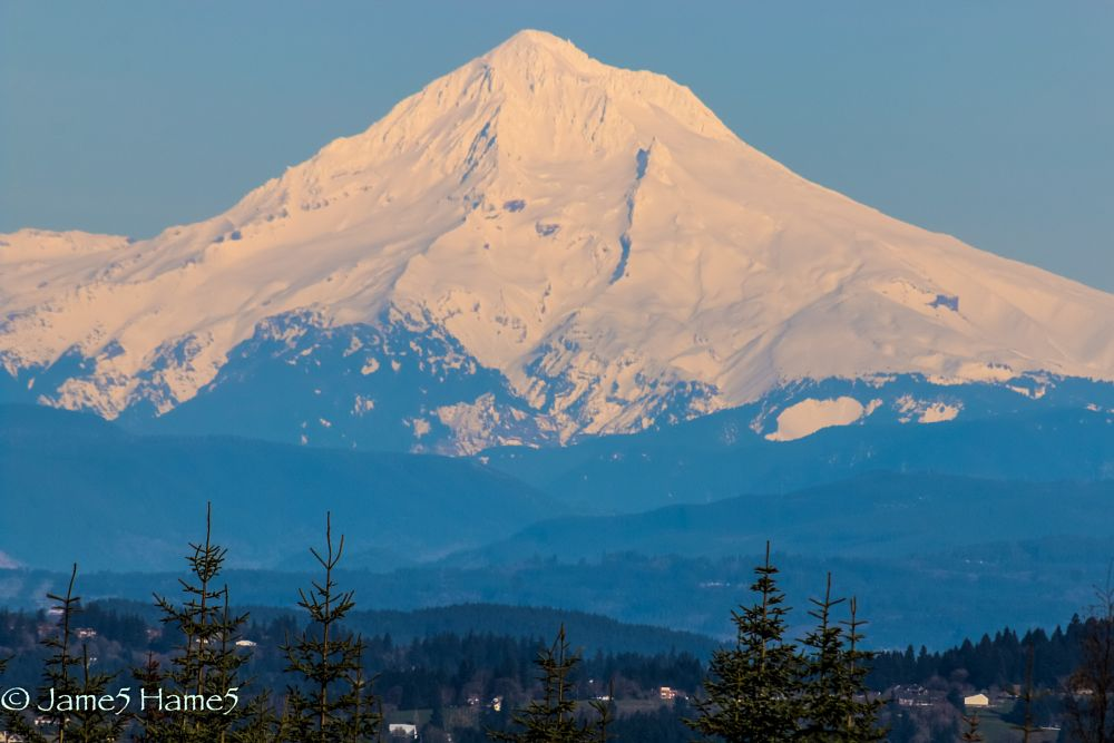 Photo in Landscape #mounthood