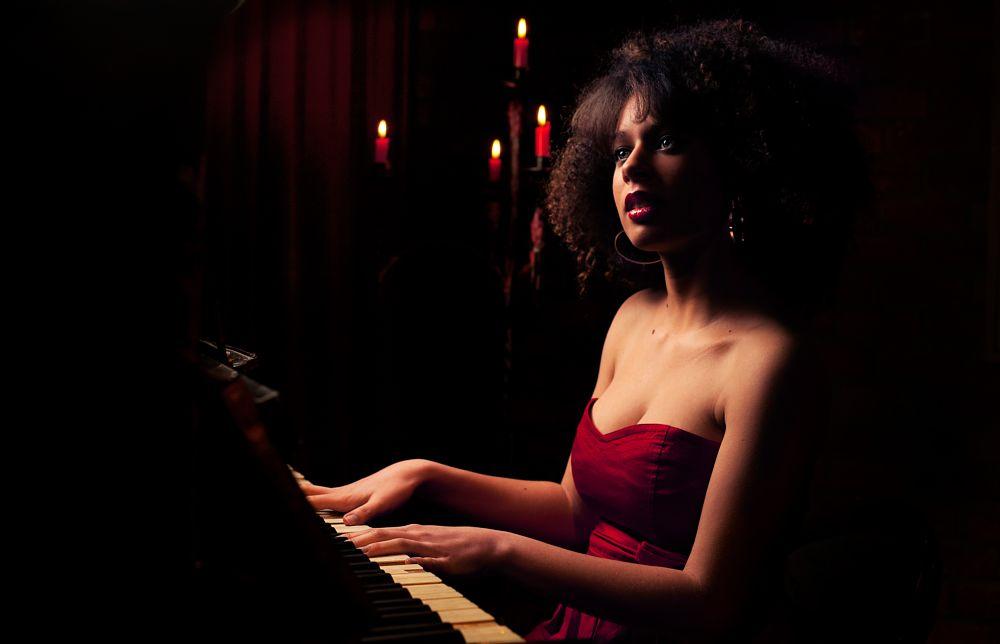 Photo in Portrait #music #singer #jazz