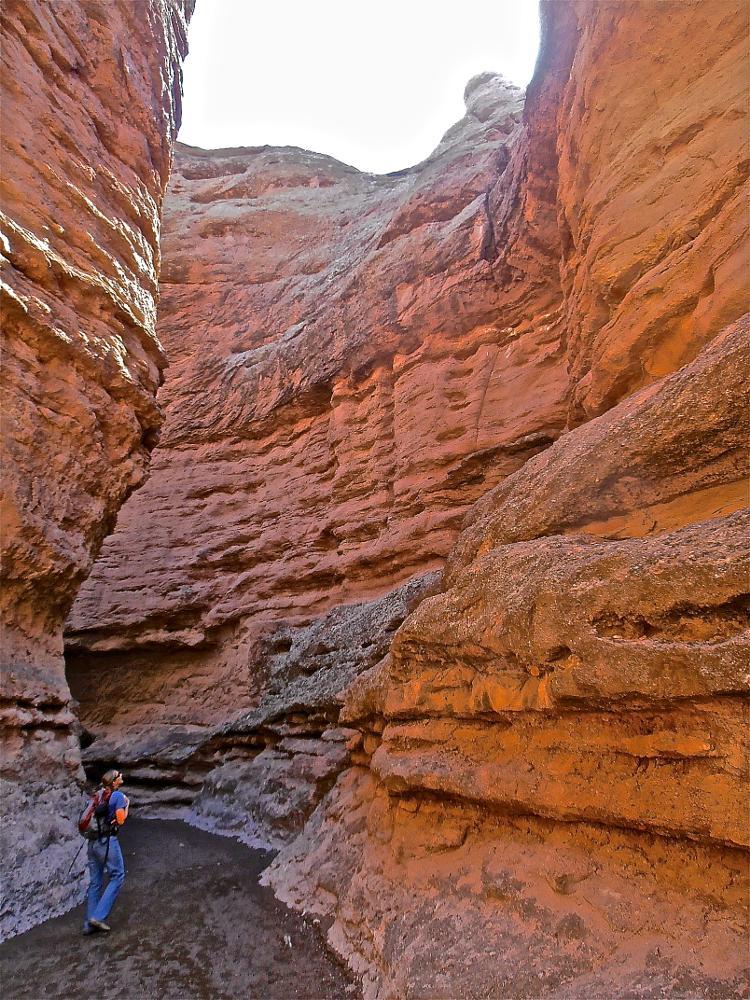 Photo in Landscape #canyon #san lorenzo #new mexico #hiking #slot canyon