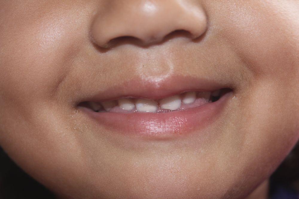 Photo in Portrait #poorni #smile #close up #portrait