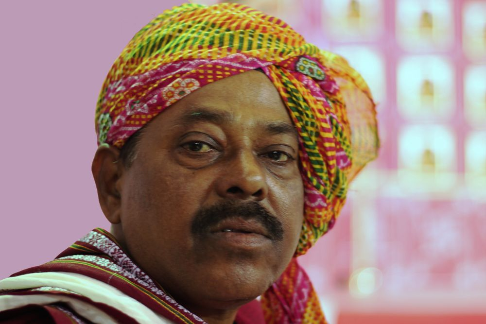 Photo in Portrait #colourful #turban #rajastani #india #tradition #portrait #lahariya