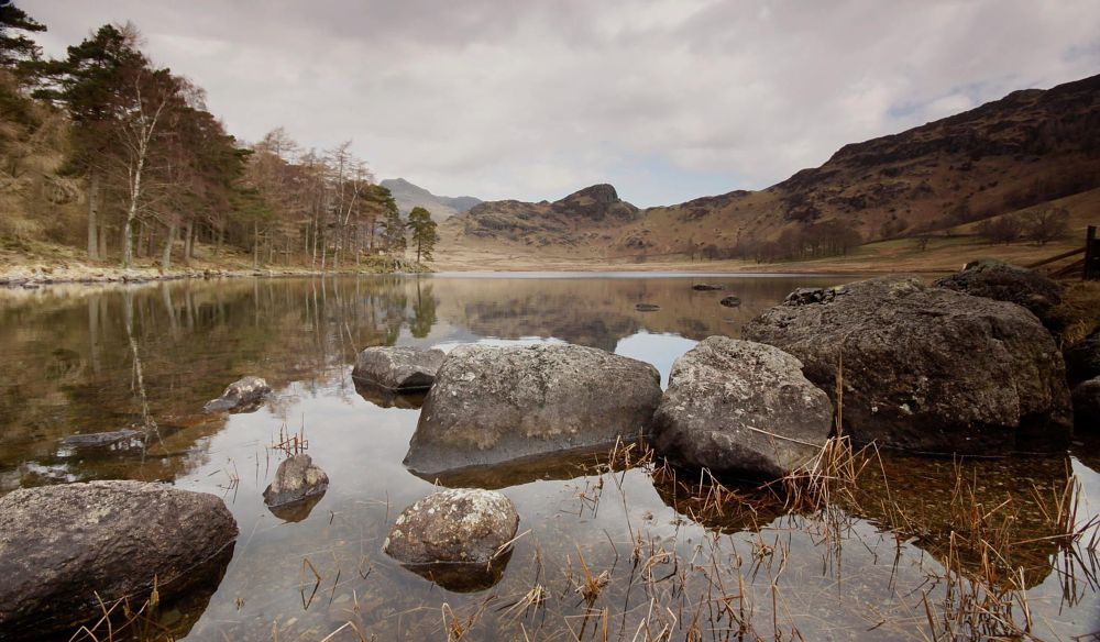 Photo in Landscape #landscape #lake district #outdoors #lakes and tarns