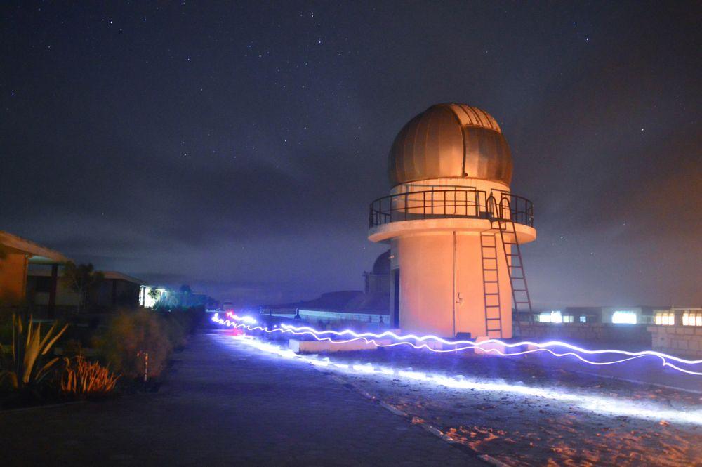 Photo in Astrophotography #highlight #ligh #lighting #katameya observatory