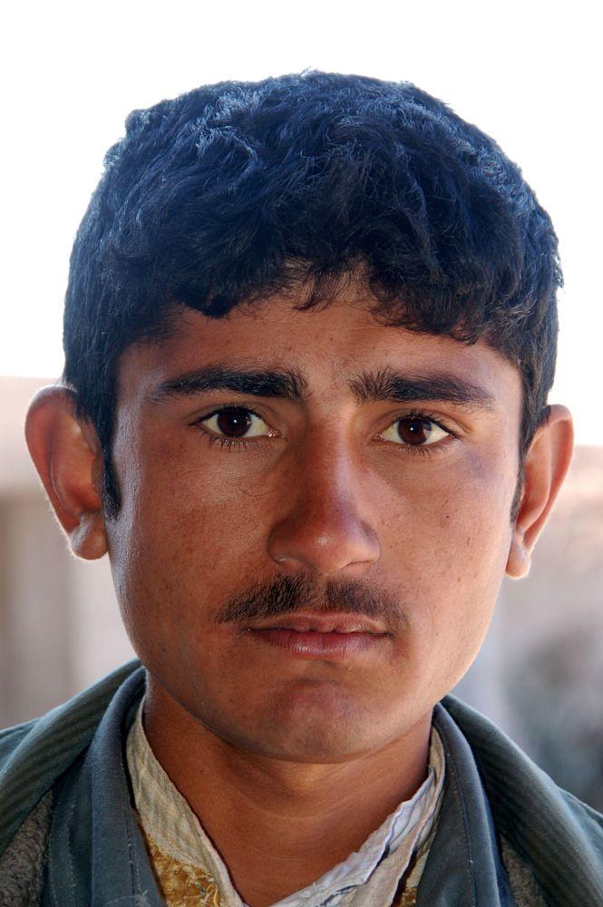 Photo in Portrait #tarin kowt #afghanistan #uruzgan #portrait #hazarra #male #man