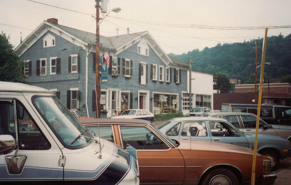 Photo in Random #usa - round trip 1993 - ithica