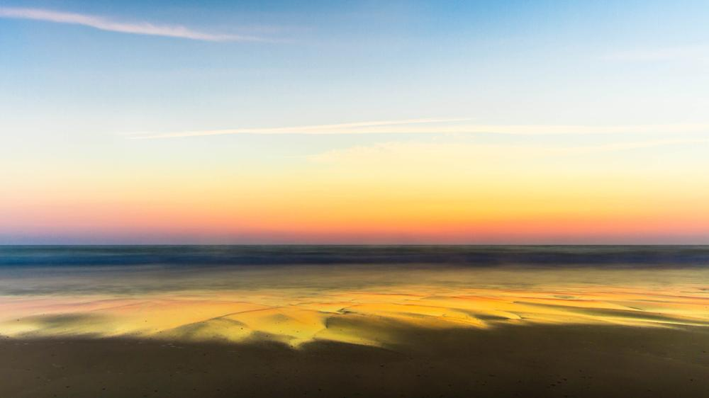 Photo in Abstract #sunset #abstract #see