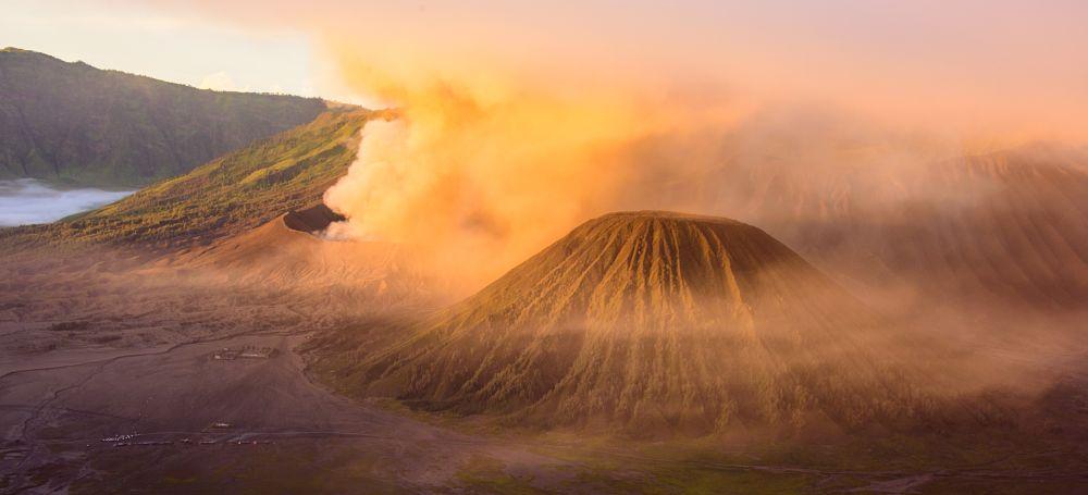 Photo in Landscape #bromo #indonesia #java #volcanos