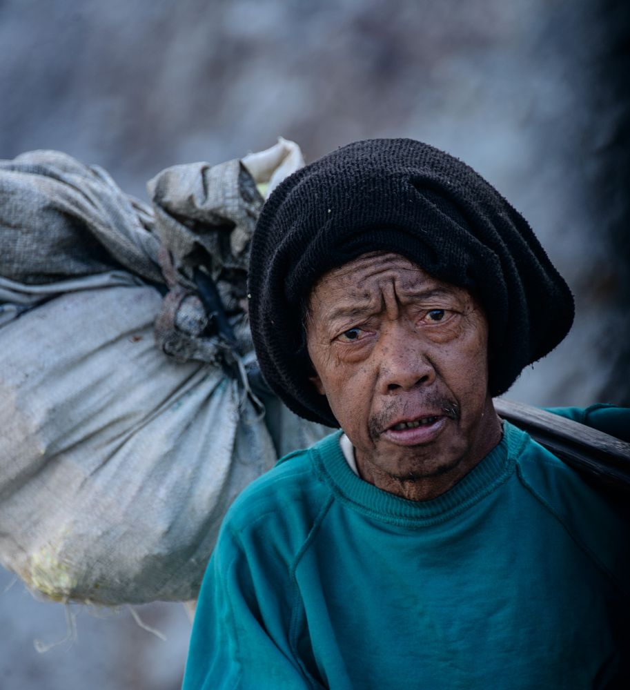 Photo in People #java #east java #ijen crater #java culture #java people