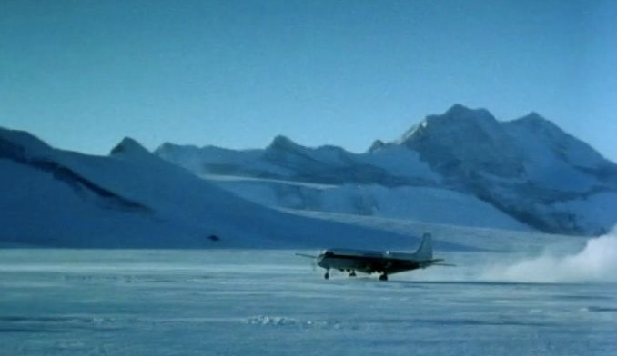 Photo in Nature #antarctica #aeroplane #south pole