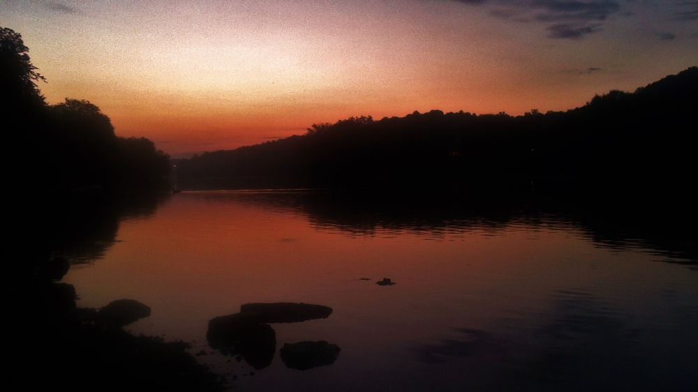 Photo in Landscape #sunrise #morning #river