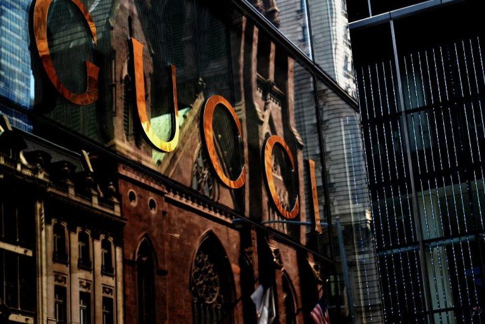 Photo in Random #church #usa #new york #united states #gucci #fifth avenue #5th avenue #reflex #store