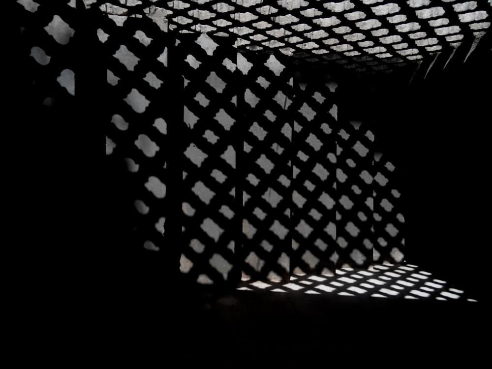 Photo in Abstract #light #abstract #black and white #design #depth #pattern