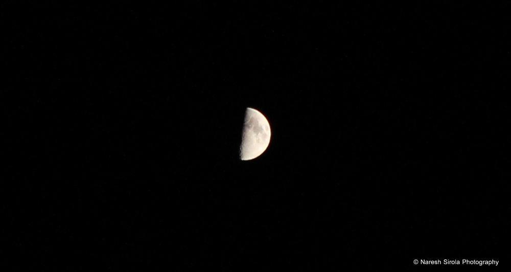 Photo in Astrophotography #moon #moon photography #nareshsirolaphotography