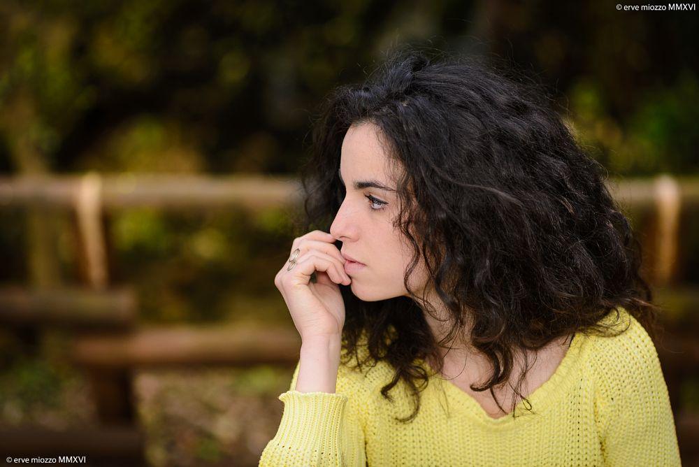 Photo in Portrait #erve #miozzo