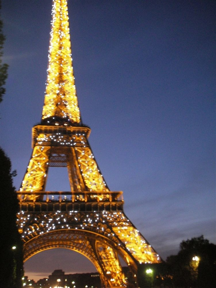 Photo in Random #paris #eiffeltornet