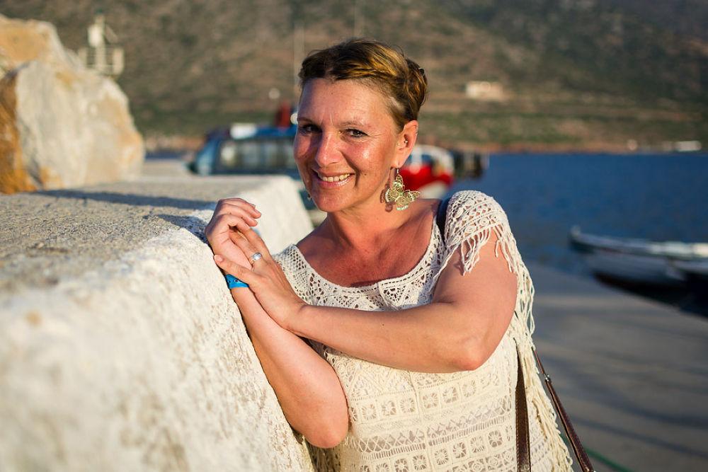 Photo in Portrait #kreta #holiday