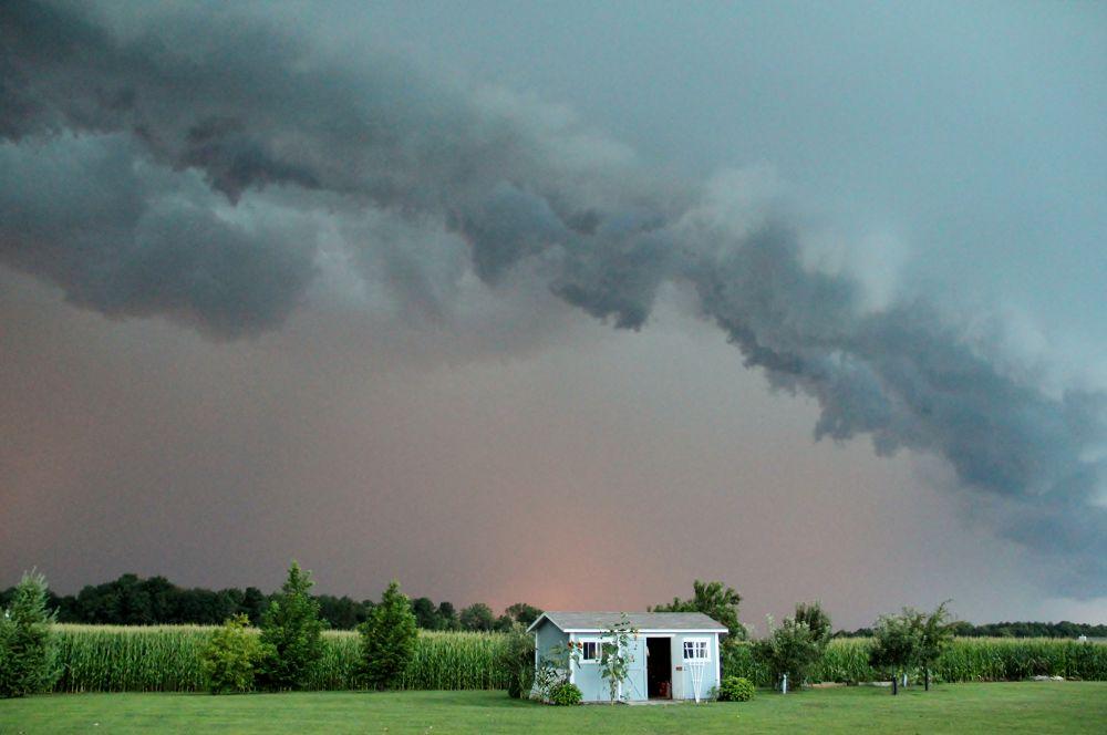 Photo in Random #summer #ohio #storms