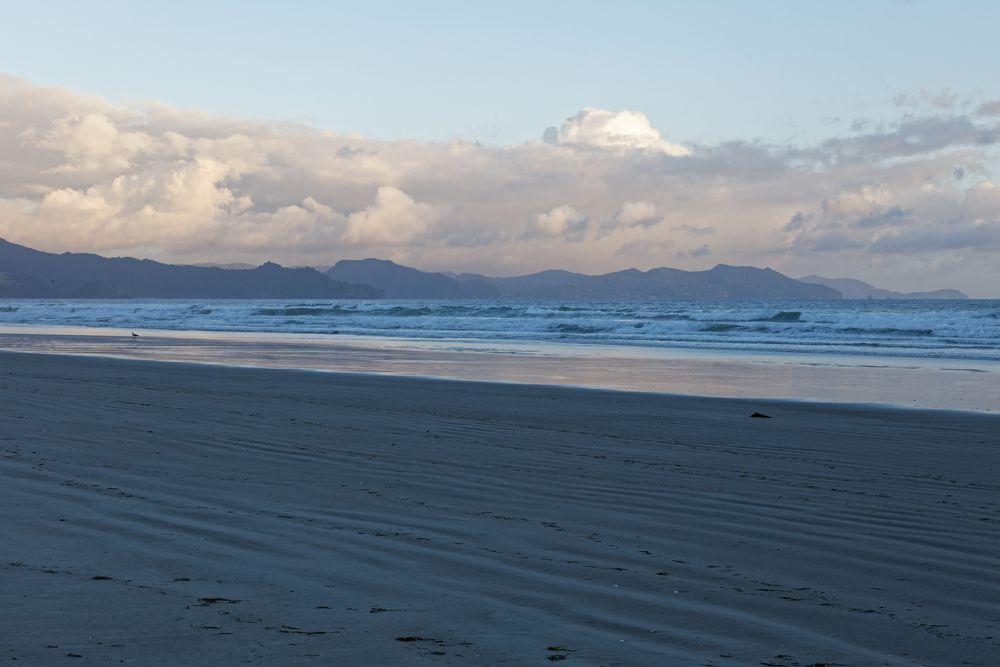 Photo in Random #beach #sunrise #canon #canon5ds #matarangi #coromandel #newzeland #seascape
