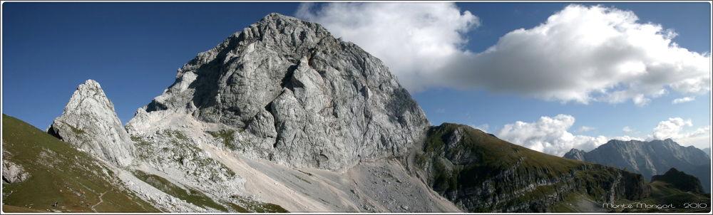 Photo in Random #canon #nature #mangart #mountain #panorama #stich